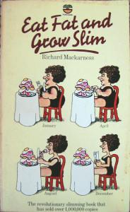 Eat Fat Grow Slim Cover
