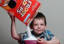 UK Children are consuming their body weight in sugar each year