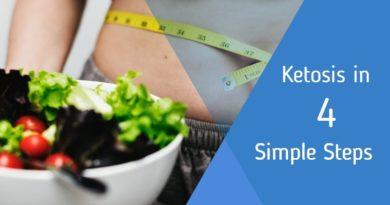 ketosis in 4 simple steps