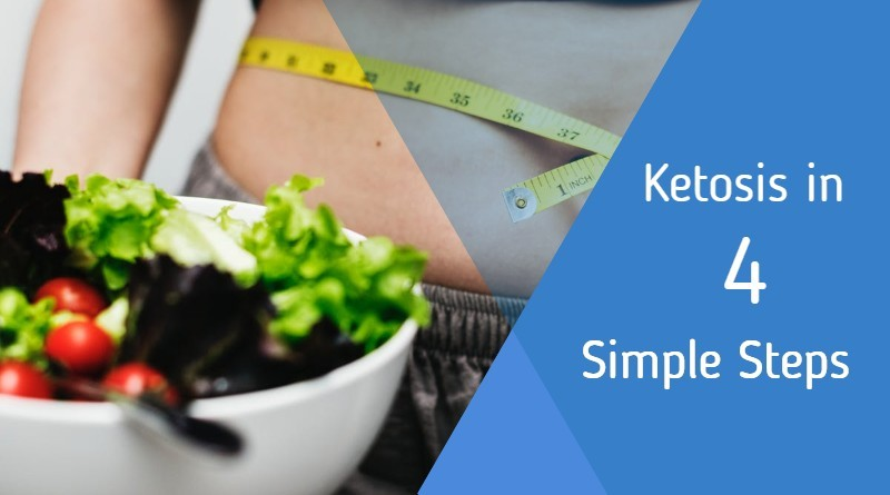 ketosis in 4 simple steps
