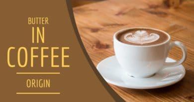 Butter In Coffee Origin