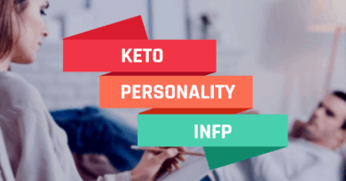 INFP Keto Personality Type