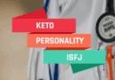 ISFJ Keto Personality Type