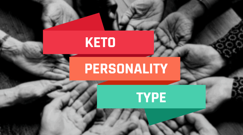 Your Keto myer briggs Personality Type